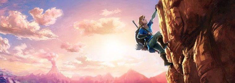 """zelda breath of the wild melhores jogos - Sem mais espera! """"The Legend of Zelda: Breath of the Wild"""" chega para Nintendo Switch"""