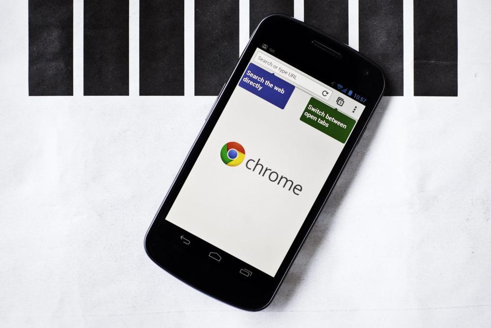 120206 CHROME ANDROI5209BA - Google trabalha em adblock para navegador Chrome