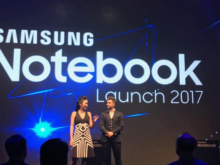 IMG 1759 - Linha 2017: confira os novos notebooks e um monitor lançados pela Samsung