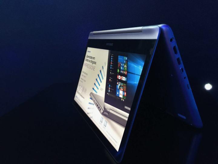 IMG 1775 - Linha 2017: confira os novos notebooks e um monitor lançados pela Samsung