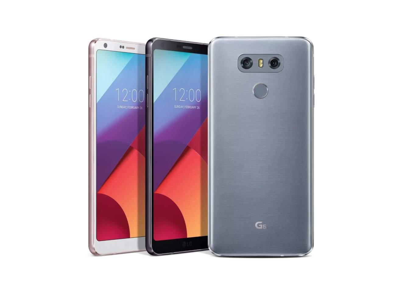 LG G6: o novo topo de linha da empresa.