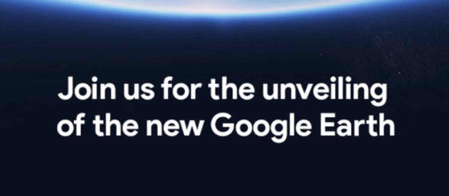 New Google Earth 796x347 - Está pronto para conhecer o novo Google Earth?