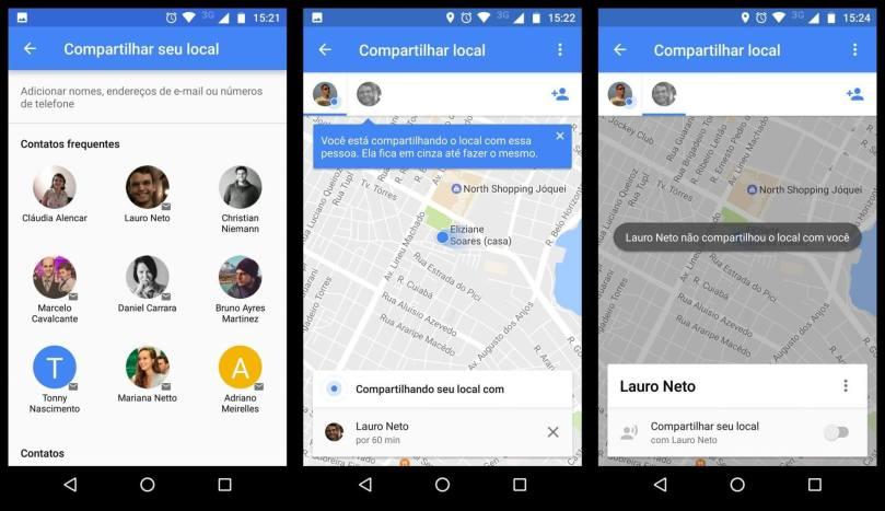 Screenshot 20170410 152151 horz 720x416 - Tutorial: Como enviar sua localização em tempo real para familiares e amigos
