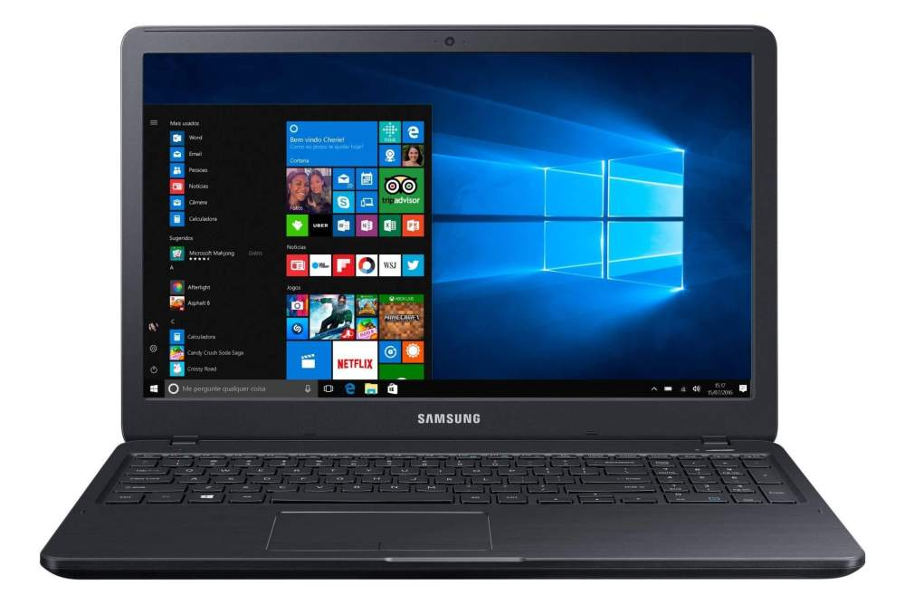 X51 Black 01 - Linha 2017: confira os novos notebooks e um monitor lançados pela Samsung