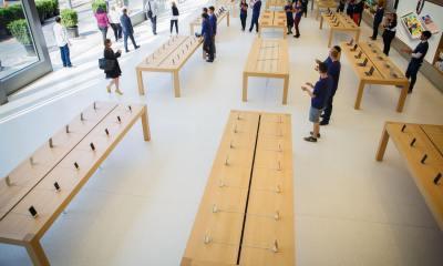 Apple está planejando mais duas lojas físicas no Brasil
