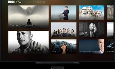 Apple pretende lançar pacote de assinatura de TV com HBO e outros canais