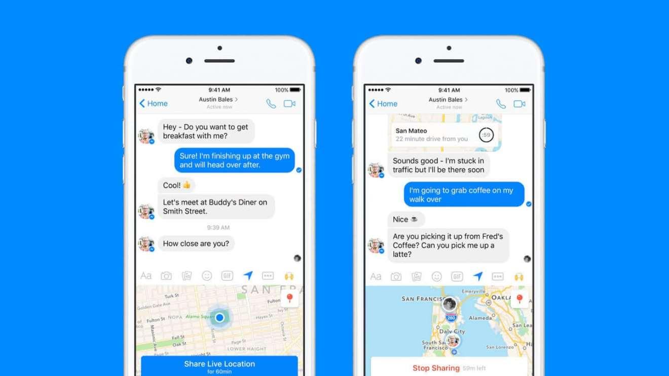 Tutorial: Como enviar sua localização em tempo real para familiares e amigos