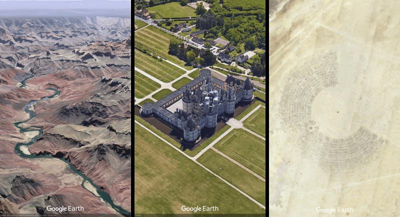 Google anuncia o novo Google Earth