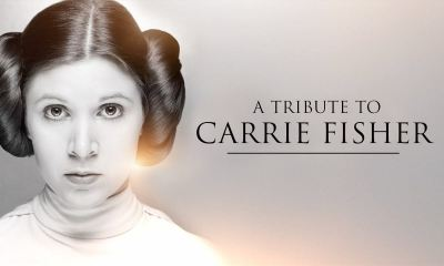 Homenagem a Carrie Fisher