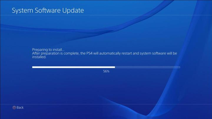 ps4updatescreen 720x405 - Por que você deveria dar mais atenção às suas atualizações de firmware