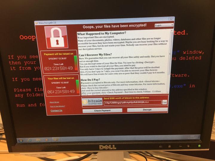 C n7v4BWsAAi8Sb 720x540 - Governo confirma ataque hacker em sistemas do Brasil