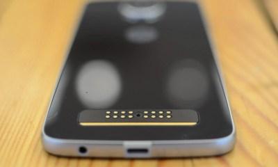 Rumor: Moto Z2 Play pode perder a melhor qualidade do seu antecessor
