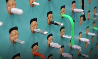 pendrive coreia do norte