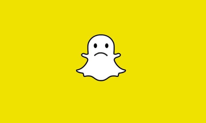 sad snapchat ghost 720x432 - WhatsApp Status já tem mais usuários que o Snapchat Stories