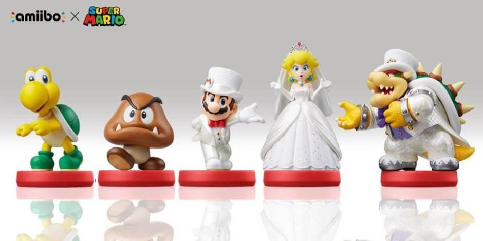 E3 2017: confira os novos amiibos de Mario, Fire Emblem, Zelda e Metroid 10