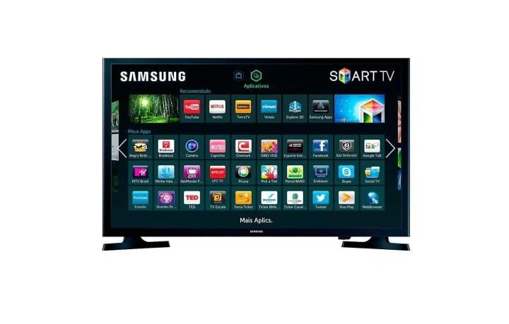246311024UN32J4300 1 720x459 - Smart TV: confira os 10 modelos mais desejados pelos brasileiros