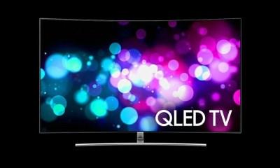 Samsung anuncia data para lançamento das novas Smart TVs QLED