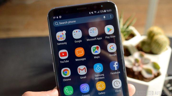 Samsung Galaxy S8 app drawer 720x404 - Dicas e truques para o Samsung Galaxy S8 ou S8+