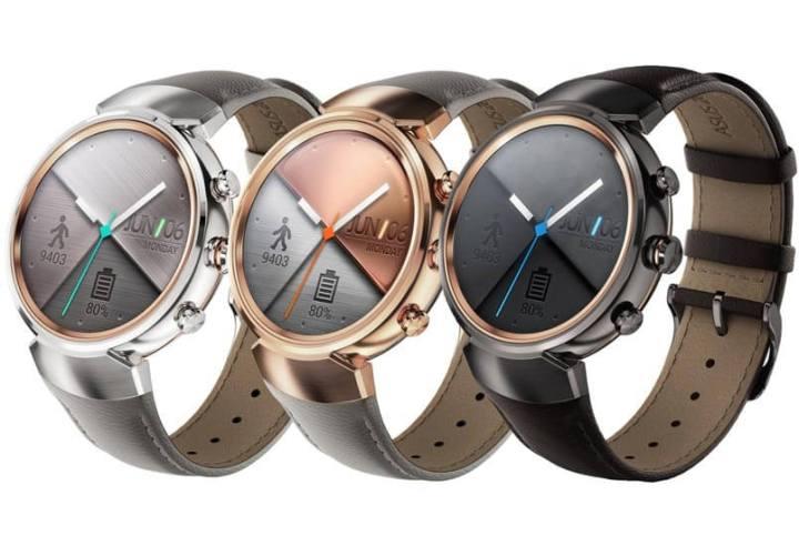 asus zenwatch 3 launch ifa 2016 720x492 - Review: ASUS ZenWatch 3 - Smartwatch com estilo e personalidade
