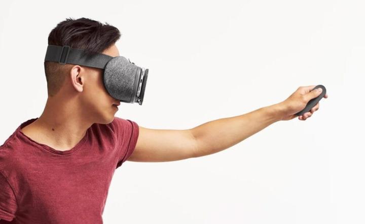 Óculos VR Daydream View Gear