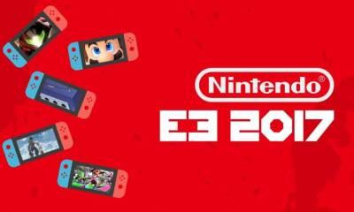 e32017 1000x562 - E3 2017: Demo de Miitopia já disponível para Nintendo 3DS e mais