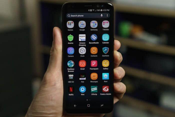 galaxy s8 apps 100718696 large - Dicas e truques para o Samsung Galaxy S8 ou S8+