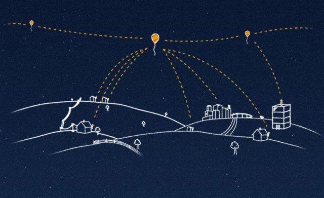 google project loon e1378100459386 - Ipea: 6 milhões de casas não possuem internet por falta de cobertura