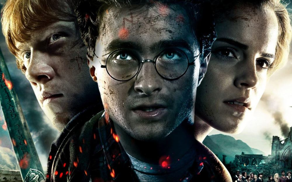 harry potter movies - Comemore os 20 anos de Harry Potter com esses infográficos incríveis!