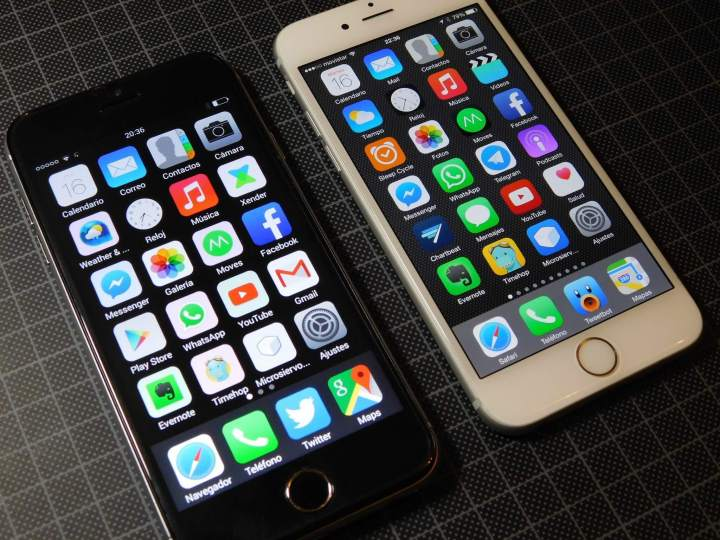 iPhone6 720x540 - #iPhone10: Mergulhe na história do iOS