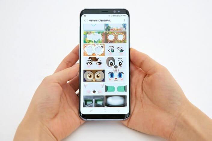 in depth biometric authentication main 4 - Dicas e truques para o Samsung Galaxy S8 ou S8+