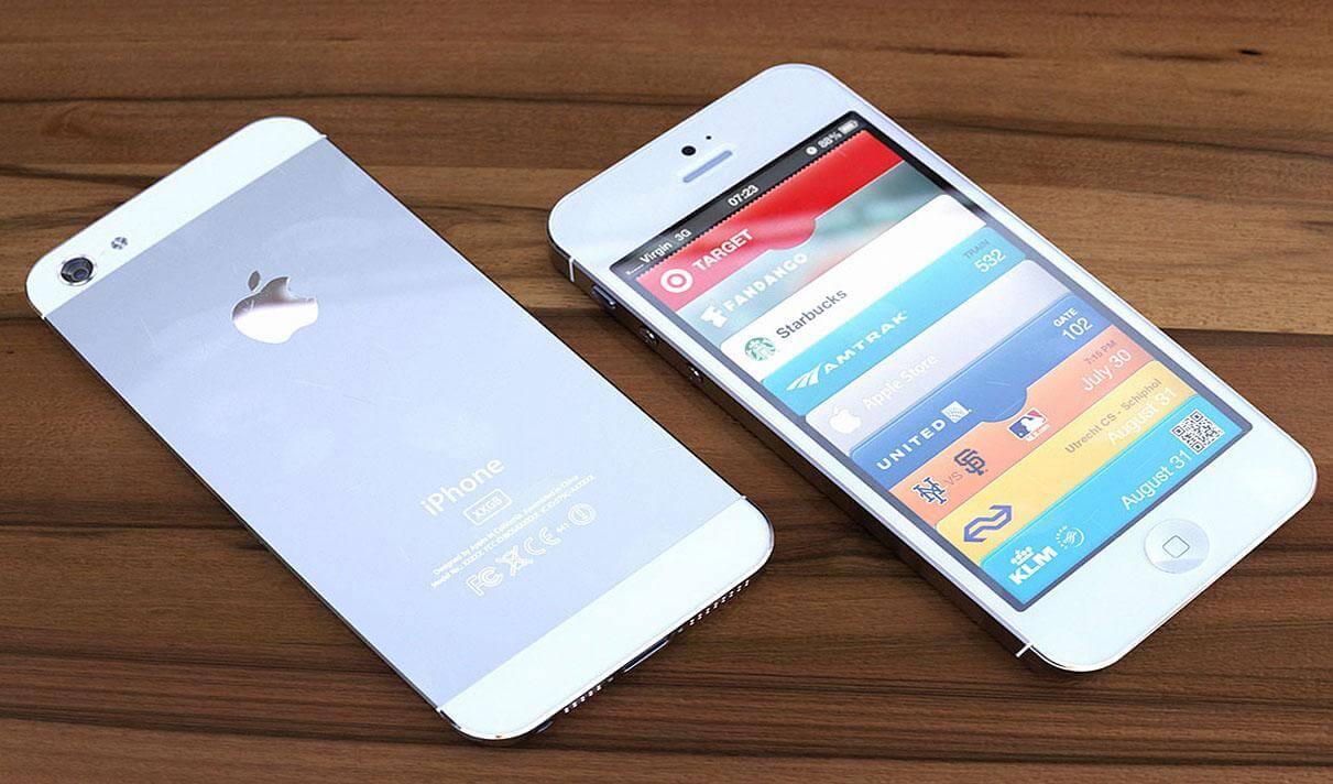 iphone5 - #iPhone10: A evolução do iPhone pelo design