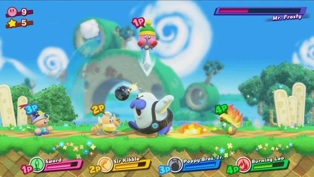 kirby switch 9 - Quem venceu a E3 2017? Decisão fica entre Microsoft, Nintendo e Sony