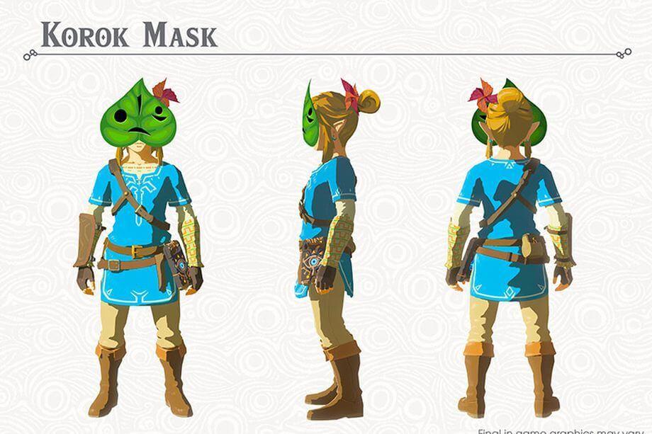 DLC de Legend of Zelda: Breath of the Wild já está disponível 3