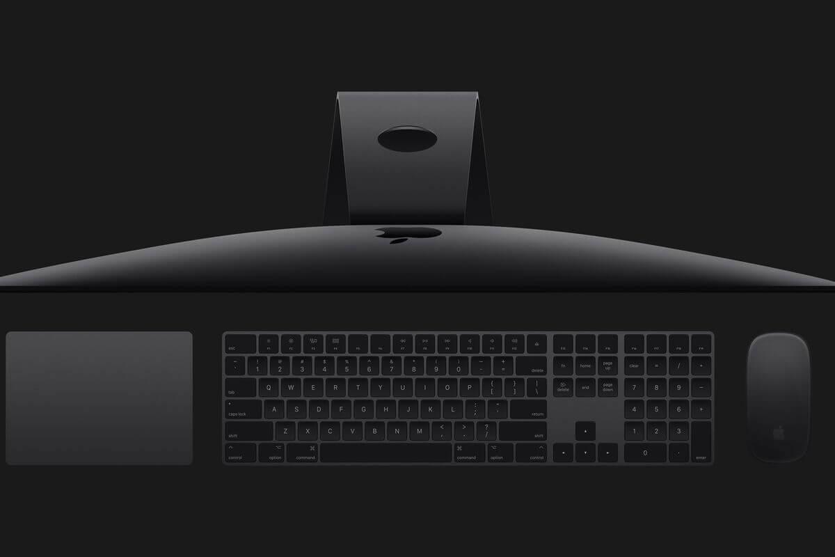new 2017 imac pro accessories.0 - Fora da casinha? Veja quão caro é o iMac Pro comparado a um PC equivalente