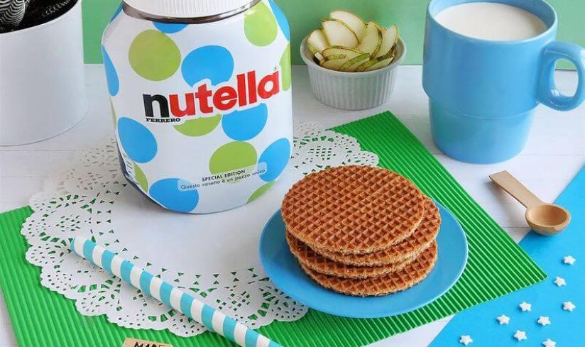 Você sabia? Nutella usou algoritmo para criar embalagem 10