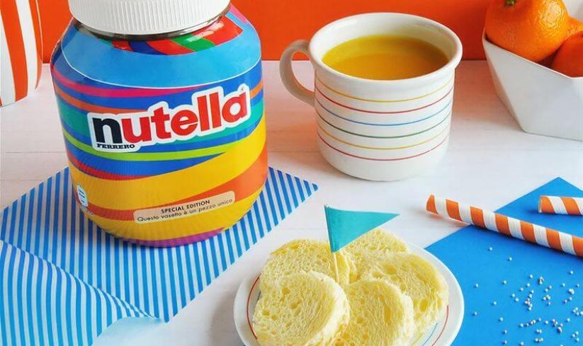 Você sabia? Nutella usou algoritmo para criar embalagem 9