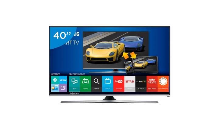 smart tv led 40 samsung full hd gamer un40j5500conversor digital wi fi 3 hdmi 2 usb 193365900 720x421 - Smart TV: confira os 10 modelos mais desejados pelos brasileiros