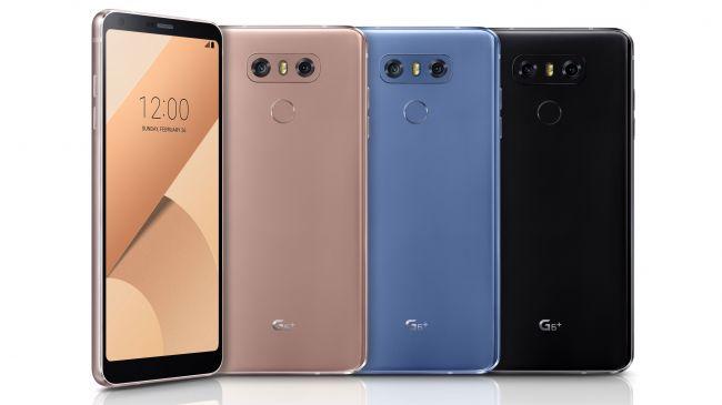 LG anuncia LG G6 Plus com melhorias; confira o que mudou