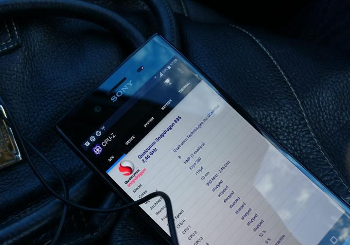 123454 720x504 - Review: Sony Xperia XZ Premium, a última palavra em performance