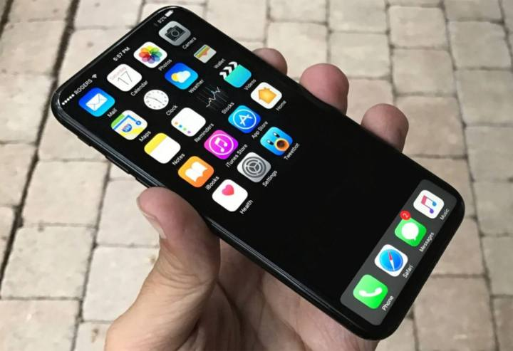 APPLE, TOUCH ID, IPHONE, SCANNER FACIAL - Bezel Less
