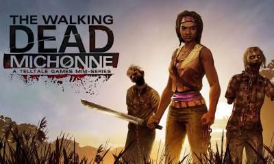 The Walking Dead Michonne - Humble Bundle: Saints Row e Telltale Games