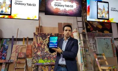 WhatsApp Image 2017 07 13 at 10.22.24 - Galaxy Tab S3: novo tablet 'premium' da Samsung é lançado no Brasil