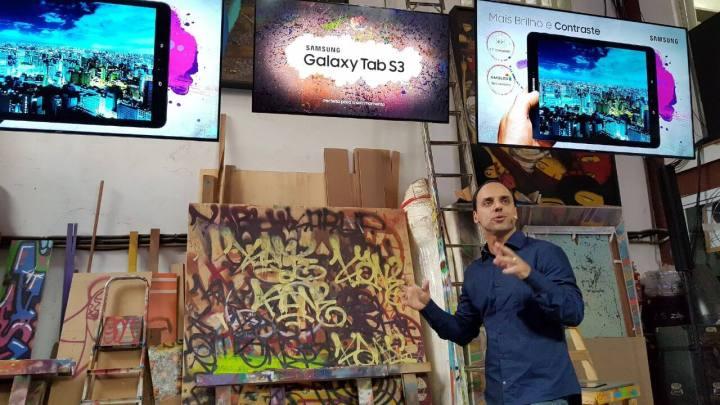 WhatsApp Image 2017 07 13 at 10.30.01 720x405 - Galaxy Tab S3: novo tablet 'premium' da Samsung é lançado no Brasil