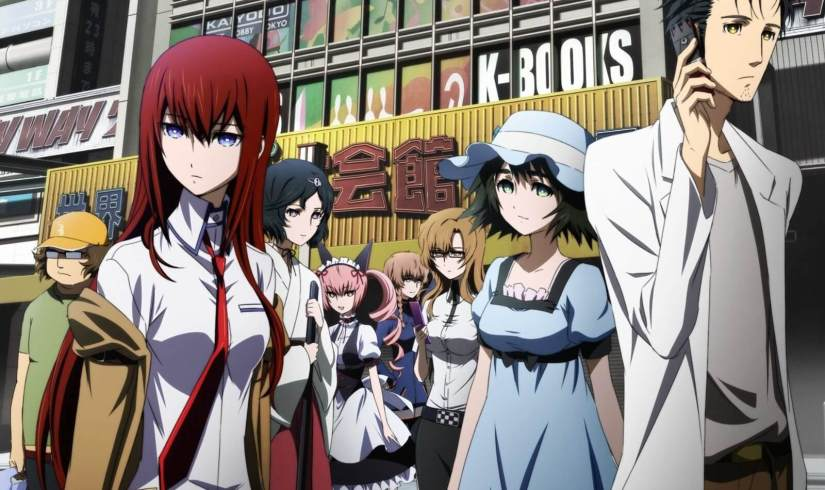 analise steins gate cover 1 320x190 - Animando games: Cinco jogos que viraram animes