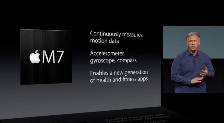 APPLE, TOUCH ID, IPHONE, SCANNER FACIAL - M7 Chip