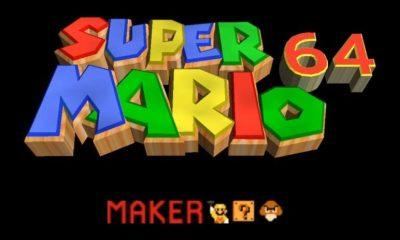 jwrhrasecrpjystbki64 - Fã cria versão Super Mario Maker de Super Mario 64