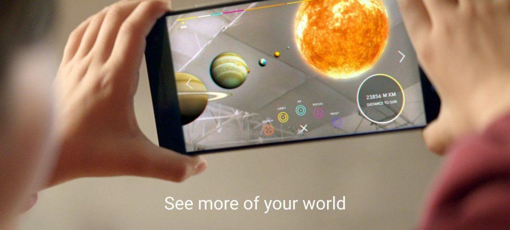 no more project tango - Como a Apple, Google e Microsoft estão construindo um futuro AR