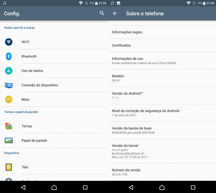 sssssssssssssss 720x641 - Review: Sony Xperia XZ Premium, a última palavra em performance