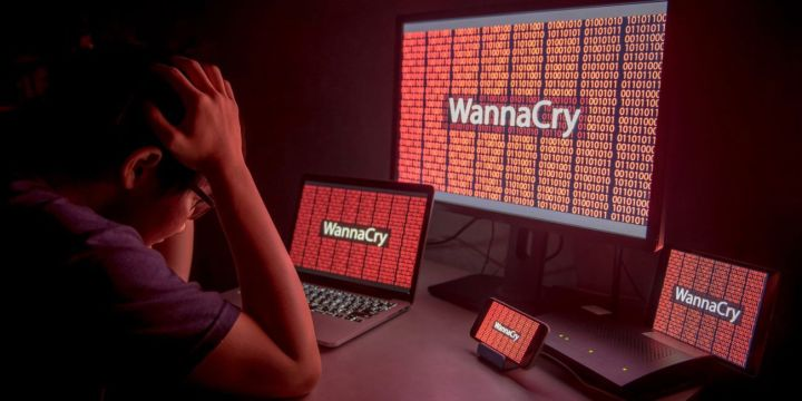 Ransomware como o Wannacry infectou os computadores da fábrica