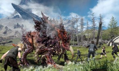 final fantasy xv windows edition nvidia ansel screenshot 001 980x551 - Final Fantasy XV será lançado para PC em 2018